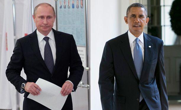 Mika Aaltolan mukaan Putin ja Obama haluavat Syyrian kriisin pois päiväjärjestyksestä.