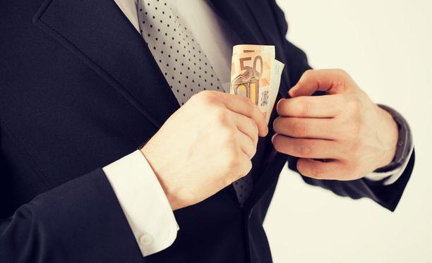 Lahjonta ja korruptio rehottavat yritysmaailmassa edelleen.
