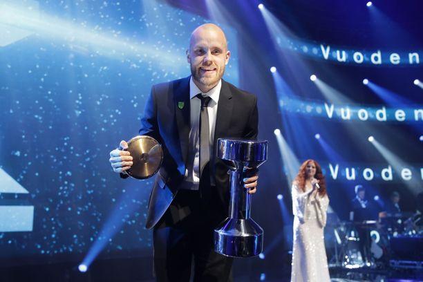 Teemu Pukki valittiin Vuoden urheilijaksi ennätyspistein.