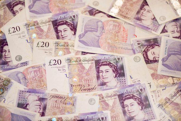 Briteissä Euromillions-lottoaja on voittanut 190 miljoonan euron arvoisen jättipotin.