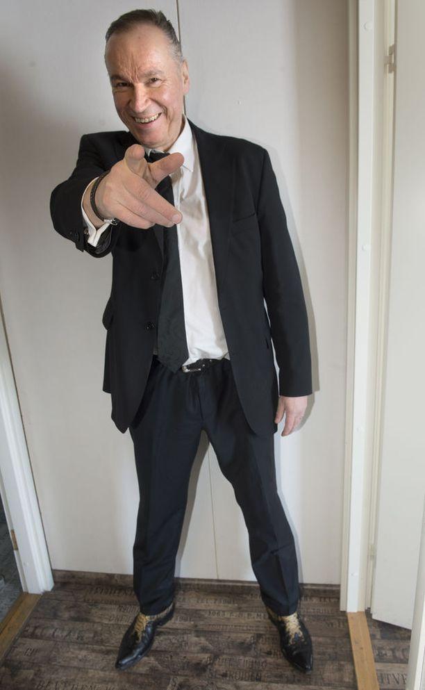 Ilkka Vainio toivoo, että Jari Sillanpää havahtuisi tajuamaan ongelmansa.