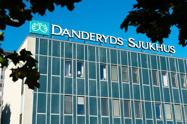 Danderydsin sairaala oli katastrofivalmiudessa terrori-iskun takia.