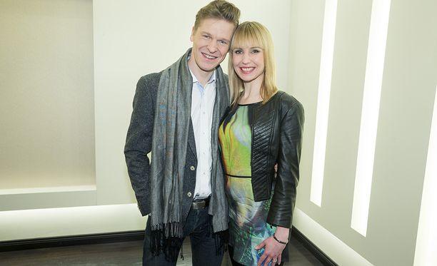 Toni ja Heidi Nieminen selättivät avio-ongelmat.