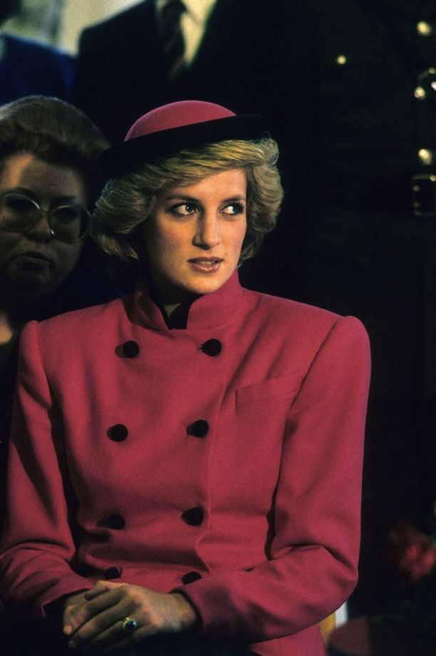 Prinsessa Dianan tyyliä seurattiin aktiivisesti.