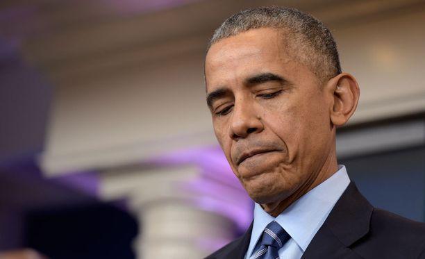 Obama tunnusti Syyrian olevan presidenttikautensa vaikeimpia asioita.