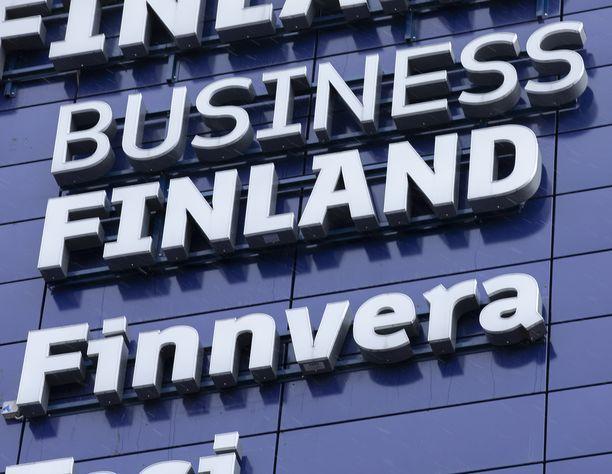 Business Finland antoi 100 000 euron koronatukirahan konsulttitoimistolle, jonka asiakas se itse on.