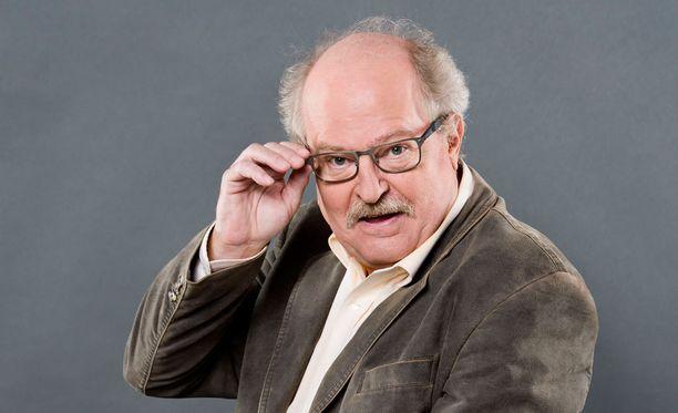 Jarmo Koski näytteli Salattujen Elämien Seppo Taalasmaata 14 vuotta.