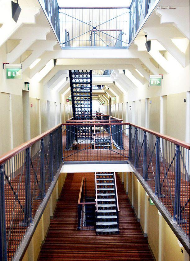 Katajanokan vankilan tiloissa toimii nykyisin hotelli.