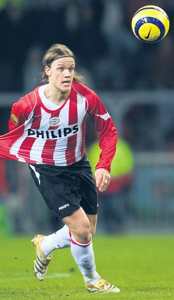Mika Väyrynen tarjoaa yhden uuden palasen PSV:n palapeliin.