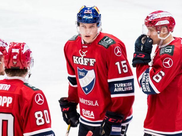 HIFK-pelureilta jäi pudotuspelit pelaamatta, kun koronavirus päätti kauden.