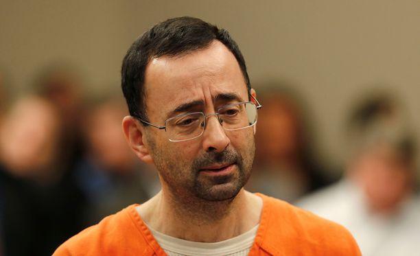Larry Nassar sai 60 vuoden vankeustuomion lapsipornorikoksista.
