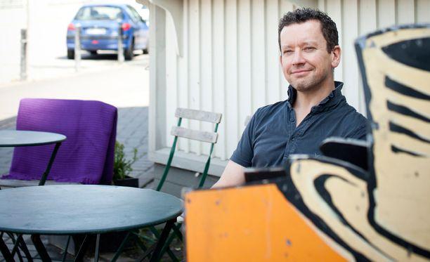 Taste of Helsinki -festivaalin isä Barry MacNamaran elämä on mullistunut muutaman viime vuoden aikana.