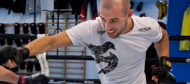 Anton Kuivasen, 29, ura on jälleen nousussa pienen notkahduksen jälkeen.