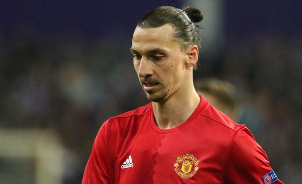 Zlatan Ibrahimovicille povataan vielä hyviä pelivuosia.