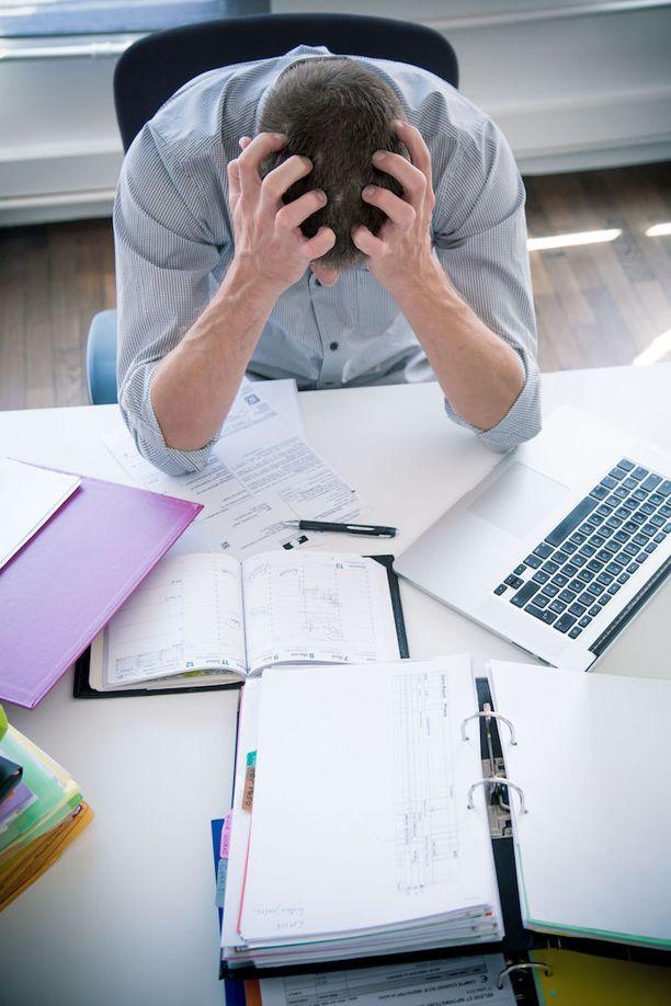 Asiantuntijan mukaan työuupumus johtuu useimmiten todellisista työhön liittyvistä ongelmista ja vain harvoin yksilön ominaisuuksista.