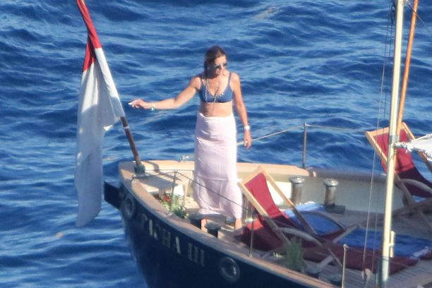 Pacha III -veneellä kelpasi viettää viikonloppua.