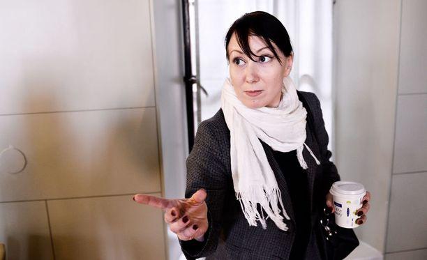 Sosiaali- ja terveysministeri Hanna Mäntylä (ps) ei ole ministerinä vielä reissannut ulkomailla.