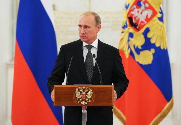 Putinin johtaman Venäjän talous perustuu pitkälti luonnonrikkauksiin.