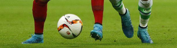 Jalkapallo. Kuvituskuva.