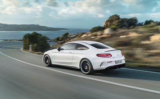 Yhden aikakauden loppu: Mercedes-AMG luopuu V8-moottoreista - myös uusi konehuone pullistelee hevosvoimia