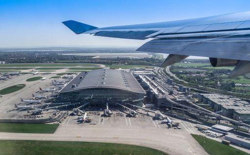 Oikeus torppasi Lontoon Heathrow'n lentokentän laajennussuunnitelman – rikkoo Pariisin ilmastosopimusta