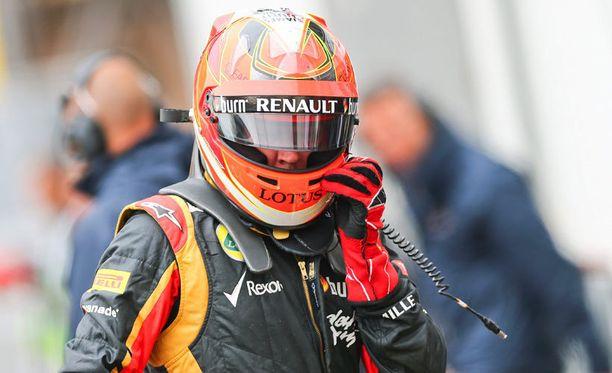 Kimi Räikkönen ei ole tehnyt vielä päätöstä jatkostaan.