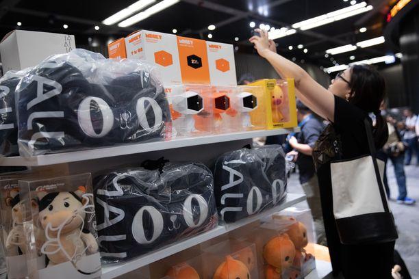 Alibaban kauppoihin odotetaan tungosta sinkkujen päivän tarjousten takia.