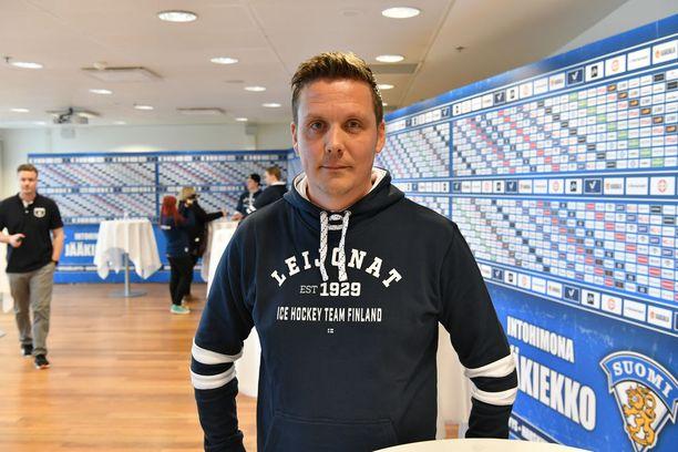Marjamäen mukaan Suomen MM-kisajoukkueesta paistaa läpi ennakkoluulottomuus ja rohkeus.