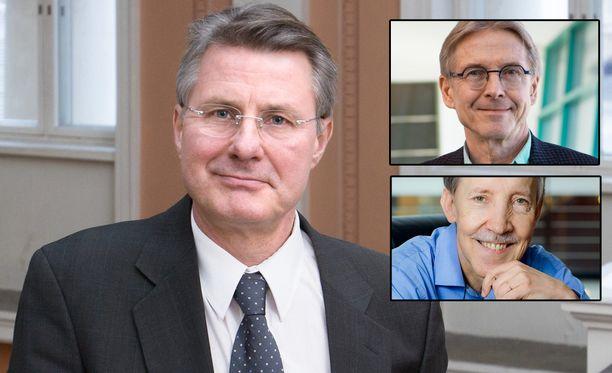 Virologian professori Kalle Saksela on kehittänyt nenään annosteltavaa koronarokotetta viime keväästä lähtien yhdessä professorien Seppo Ylä-Herttuala ja Kari Alitalo kanssa.