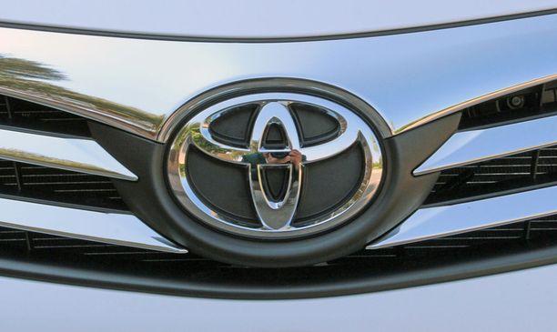 Toyota - sija 7.