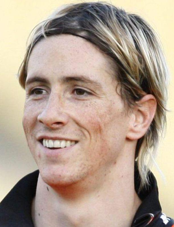 Fernando Torresista tuli viime viikolla isä.