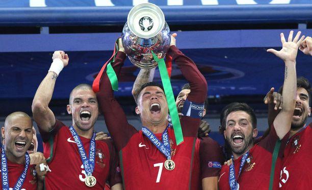 Cristiano Ronaldo kertoi unitottumuksistaan ranskalaismedialle.