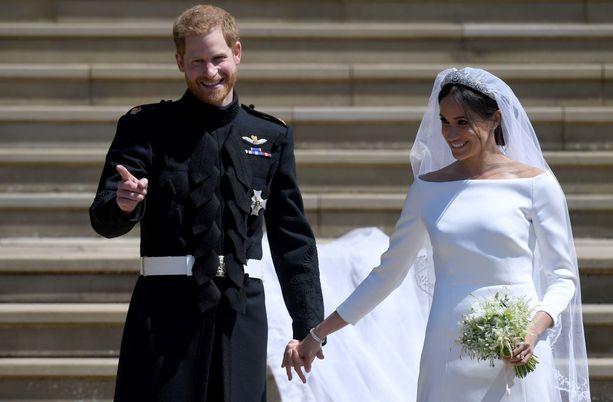 Prinssi Harry velmuili häissään.