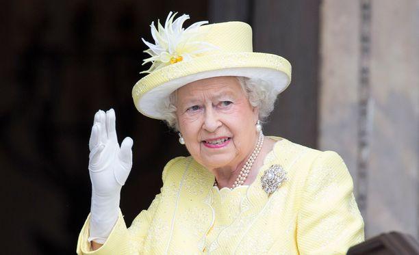 Kuningatar Elisabet Ii