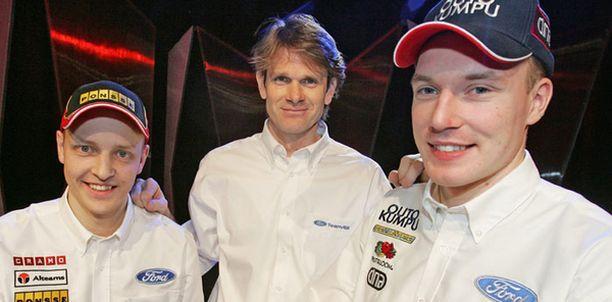 Marcus Grönholm toivoo Ford-tallin toimintaan tasapuolisuutta.