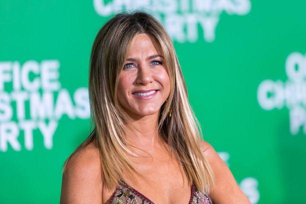 Jennifer Aniston on 48-vuotiaana viihdemaailman tunnetuimpia kaunottaria.