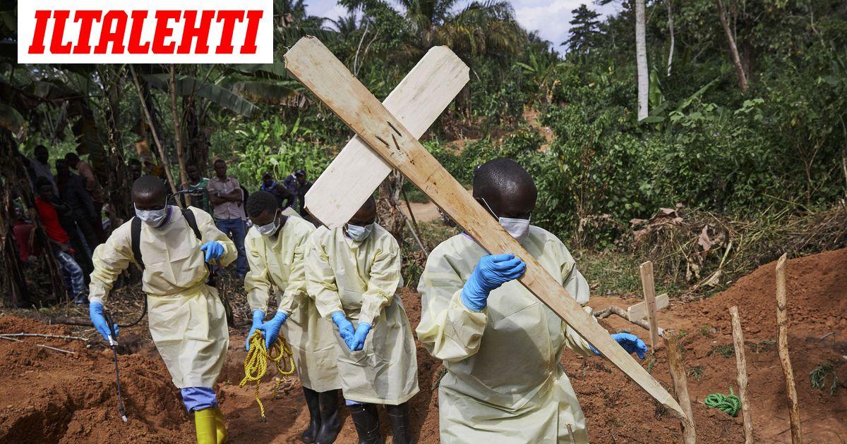 Ebola lähti jälleen leviämään Kongossa – viisi kuollut
