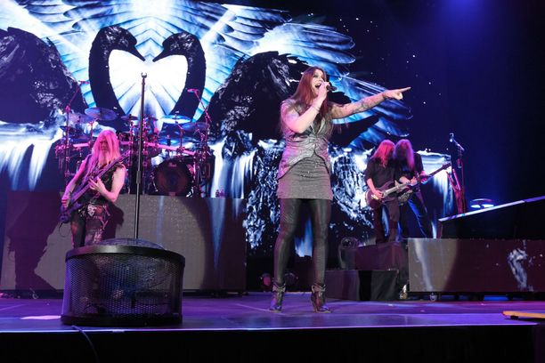 Nightwish julkaisee viiden vuoden tauon jälkeen uuden albuminsa, huhtikuun 10. päivänä julkaistavan