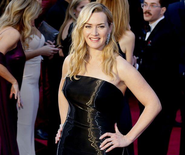 Kate Winslet on Oscar-palkittu näyttelijä, joka tähditti Titanic-elokuvaa.