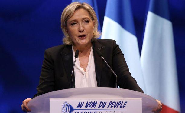 Tästä naisesta saattaa sittenkin tulla Ranskan johtaja.