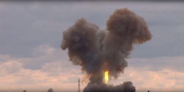 Avangard-ohjusjärjestelmää on testattu onnistuneesti ja Venäjän mukaan se on sarjatuotannossa.