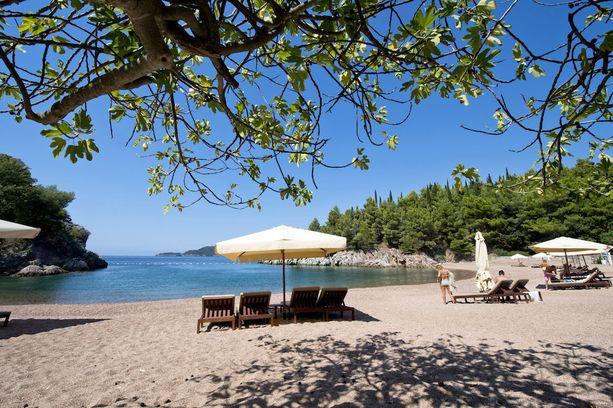 Montenegro sopii rantalomaa kaipaavalle.
