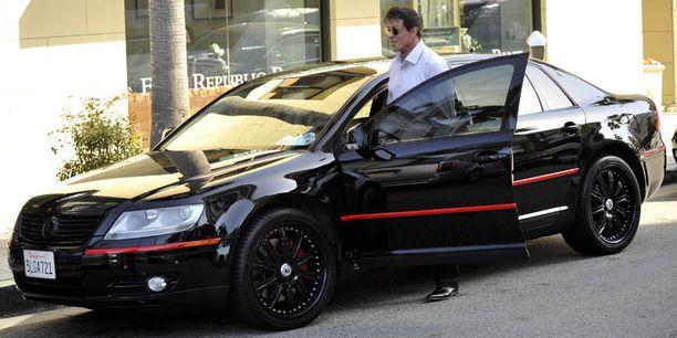 Syltylle kelpaa myös kansanauto eli Volkswagen.