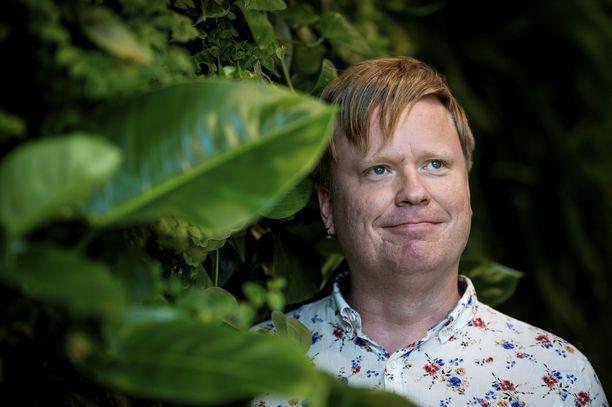 Sami Minkkinen on pitänyt parisuhdeblogiaan jo useita vuosia.
