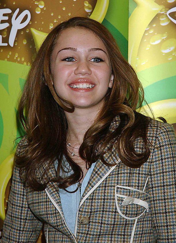Miley Cyrus 2007.
