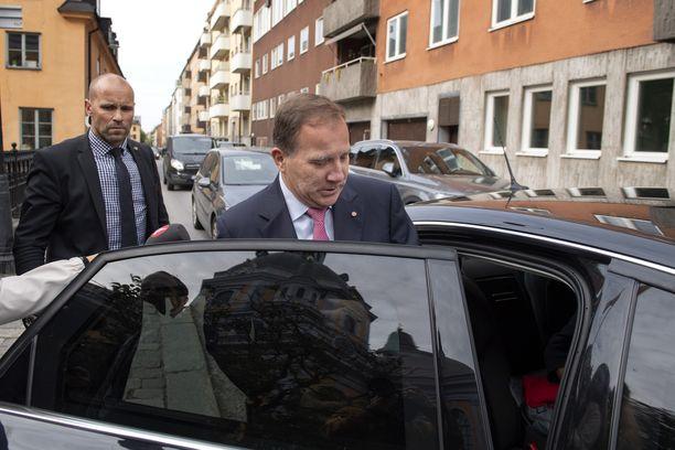 Stefan Löfven on toiminut Ruotsin pääministerinä vuodesta 2014.
