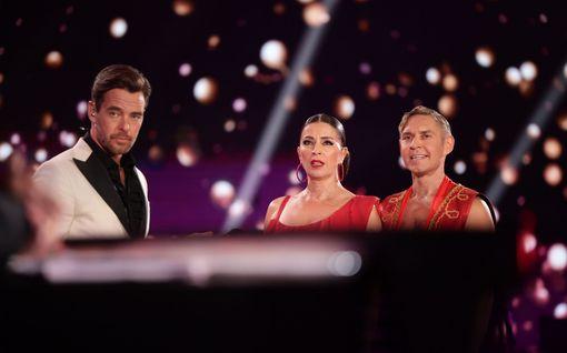 Toinen pari putosi Tanssii tähtien kanssa -ohjelmasta
