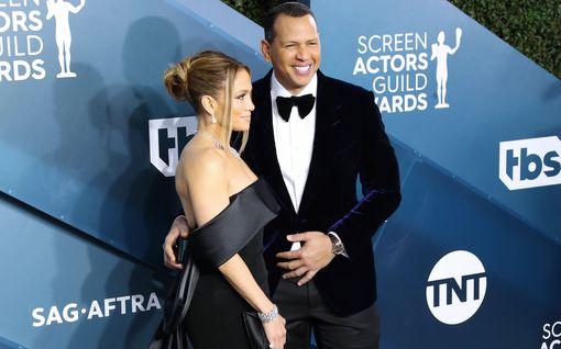 Nyt se on varmaa: Jennifer Lopez ja Alex Rodriguez eroavat