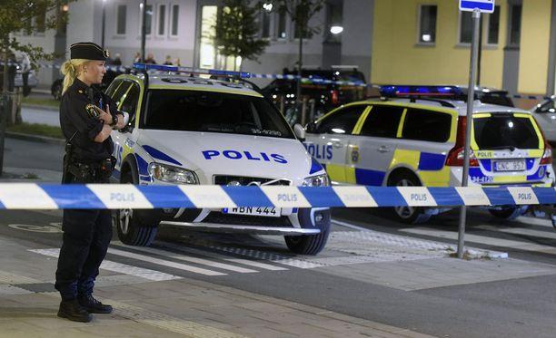 Ruotsin suurimmat kaupungit ovat kärsineet lisääntyvästä väkivallasta.