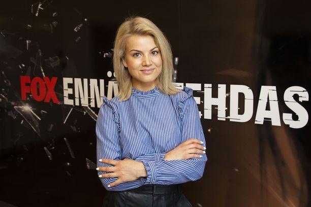 Janni Hussi nähdään Ennätystehdas-juontajana ensi keväänä. Ohjelman kuvaukset alkavat syksyllä.